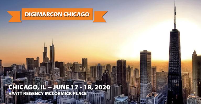 DigiMarCon Chicago 2020