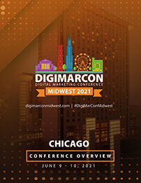 DigiMarCon Chicago Brochure